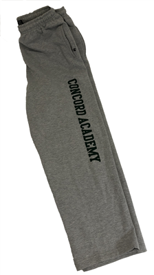 Grey Adult Sweatpants